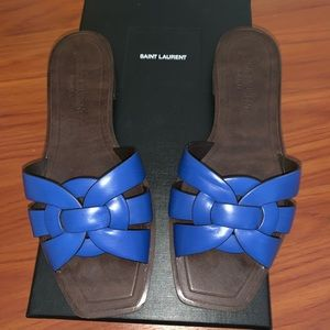 SAINT LAURENT TRIBUTE SANDALS 36EUR (6US)